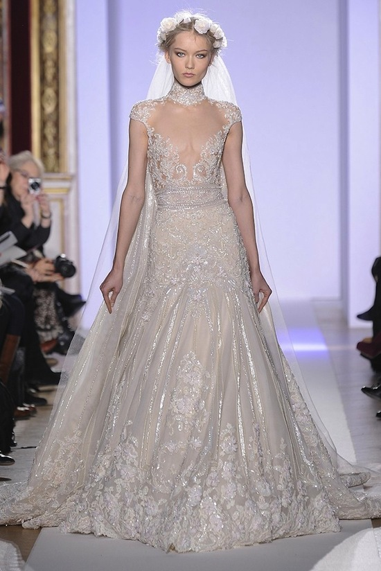 2013 couture wedding dress inspiration from Zuhair Murad 25