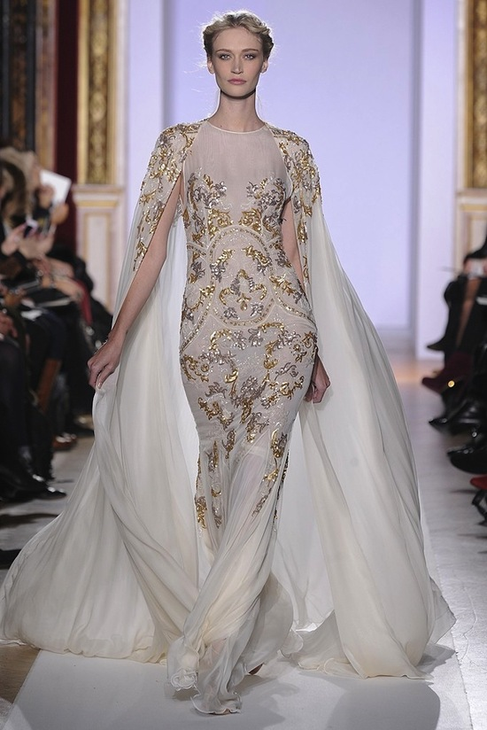 2013 couture wedding dress inspiration from Zuhair Murad 24