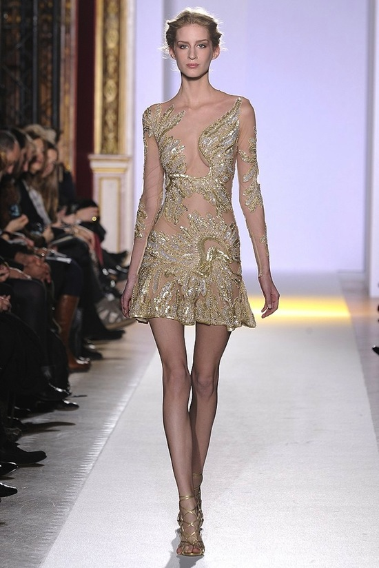 2013 couture wedding dress inspiration from Zuhair Murad 9