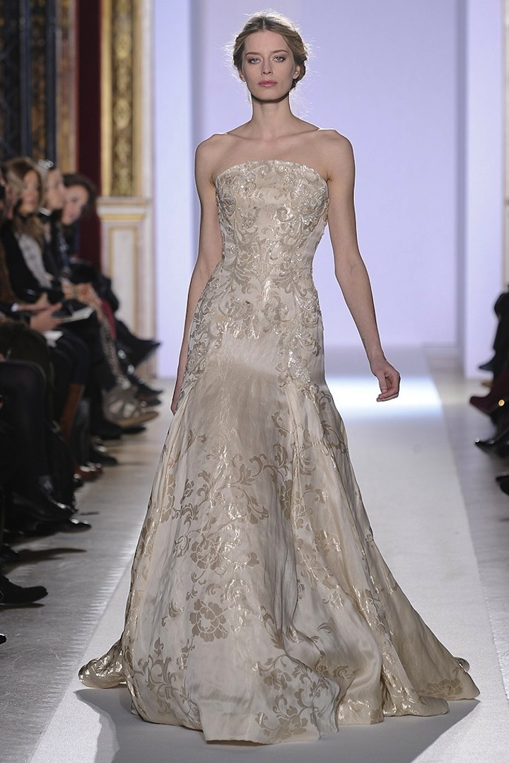 2013 couture wedding dress inspiration from Zuhair Murad 14