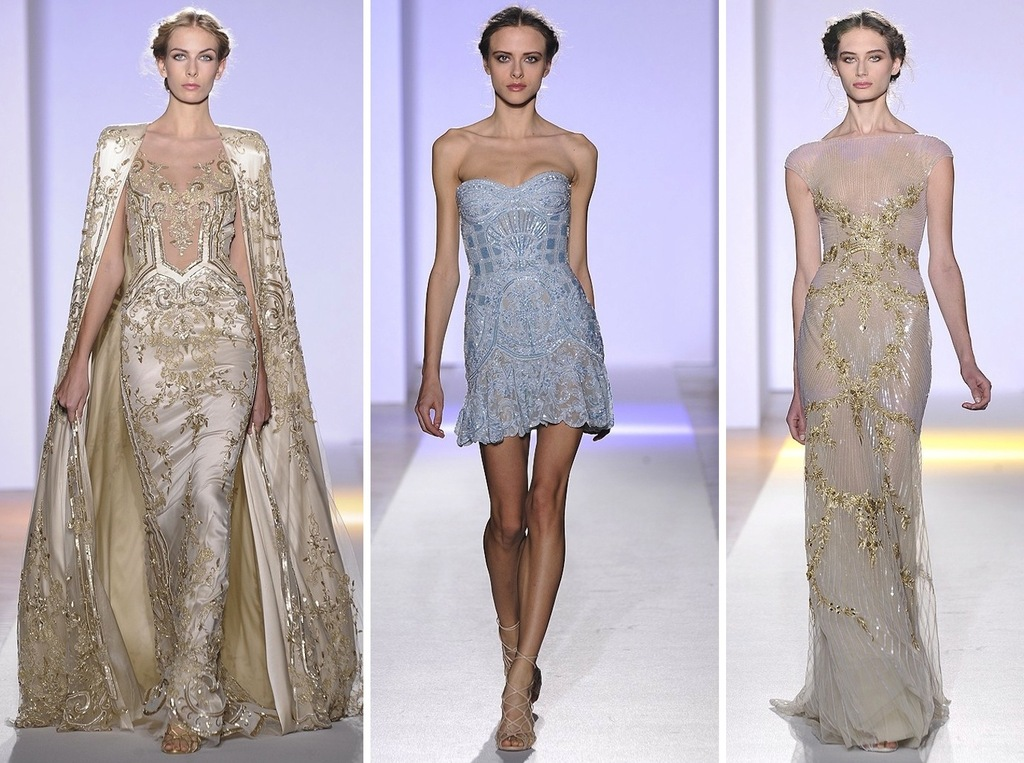 Couture Inspiration for 2013 Brides Zuhair Murad 2