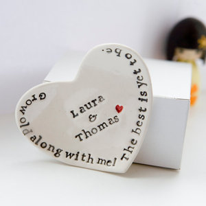 photo of Customized Love Quote by Diana Parkhouse, about $40 USD.