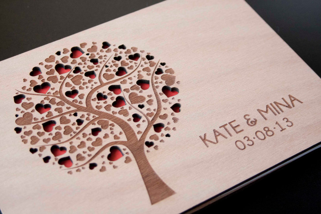 Custom-wood-wedding-guest-book-carved-hearts.full