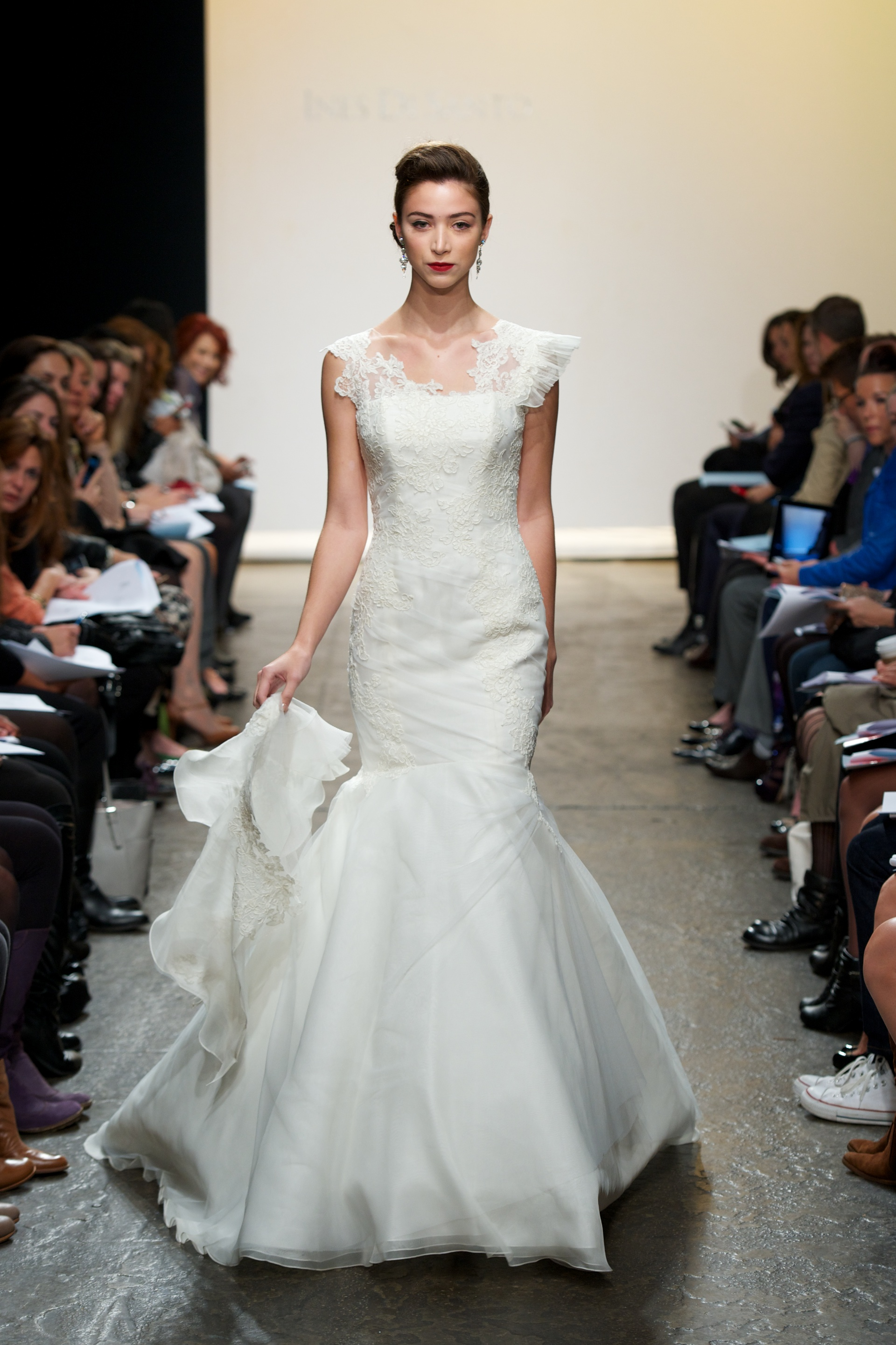 2013 wedding dress by ines di santo rialto for Ines di santo wedding dress