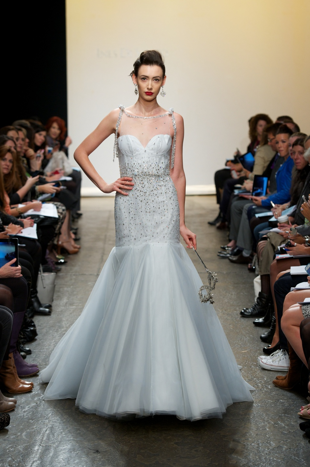 2013 Wedding Dress by Ines di Santo Lucrezia