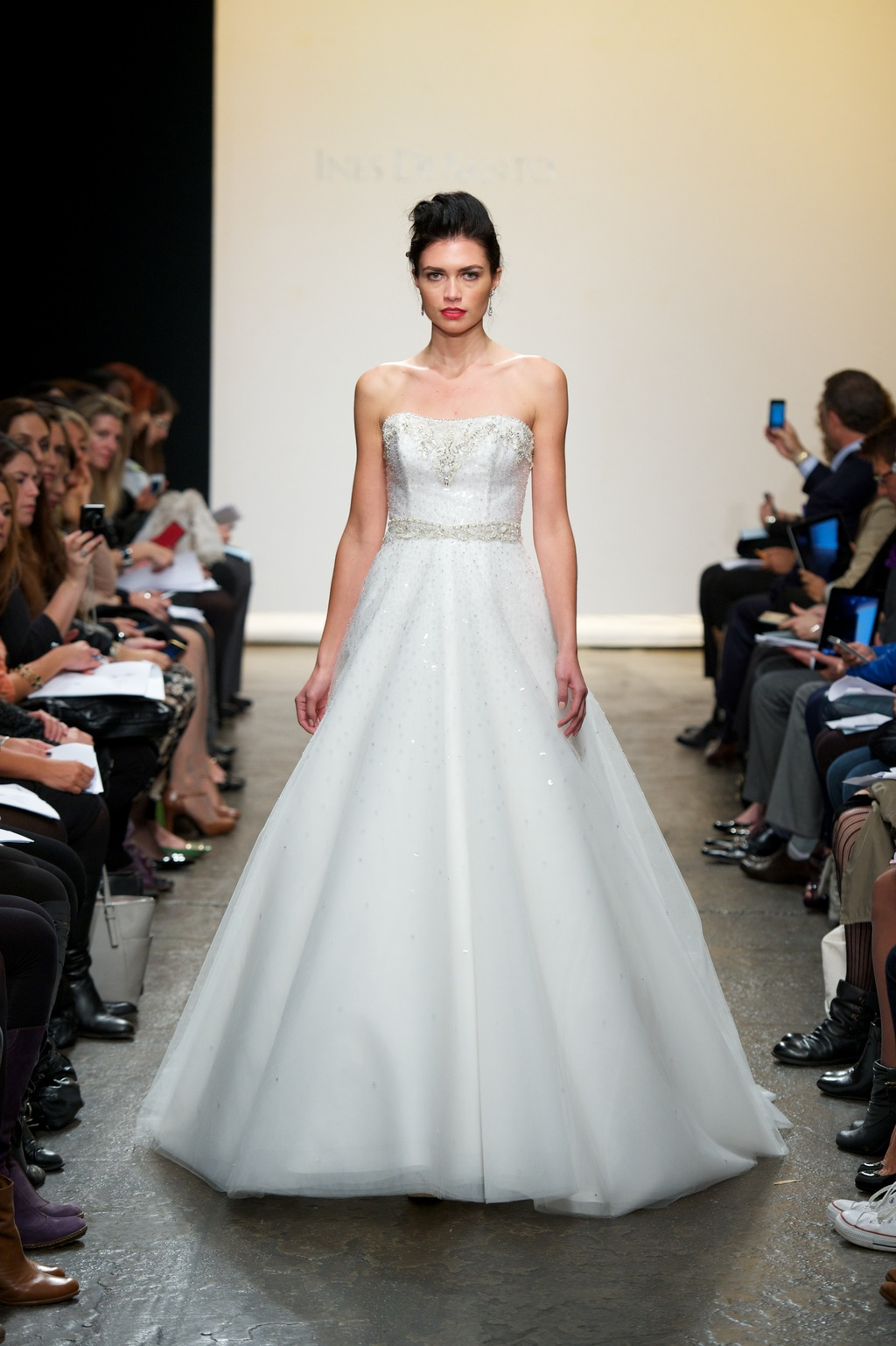 2013 Wedding Dress by Ines di Santo Reale
