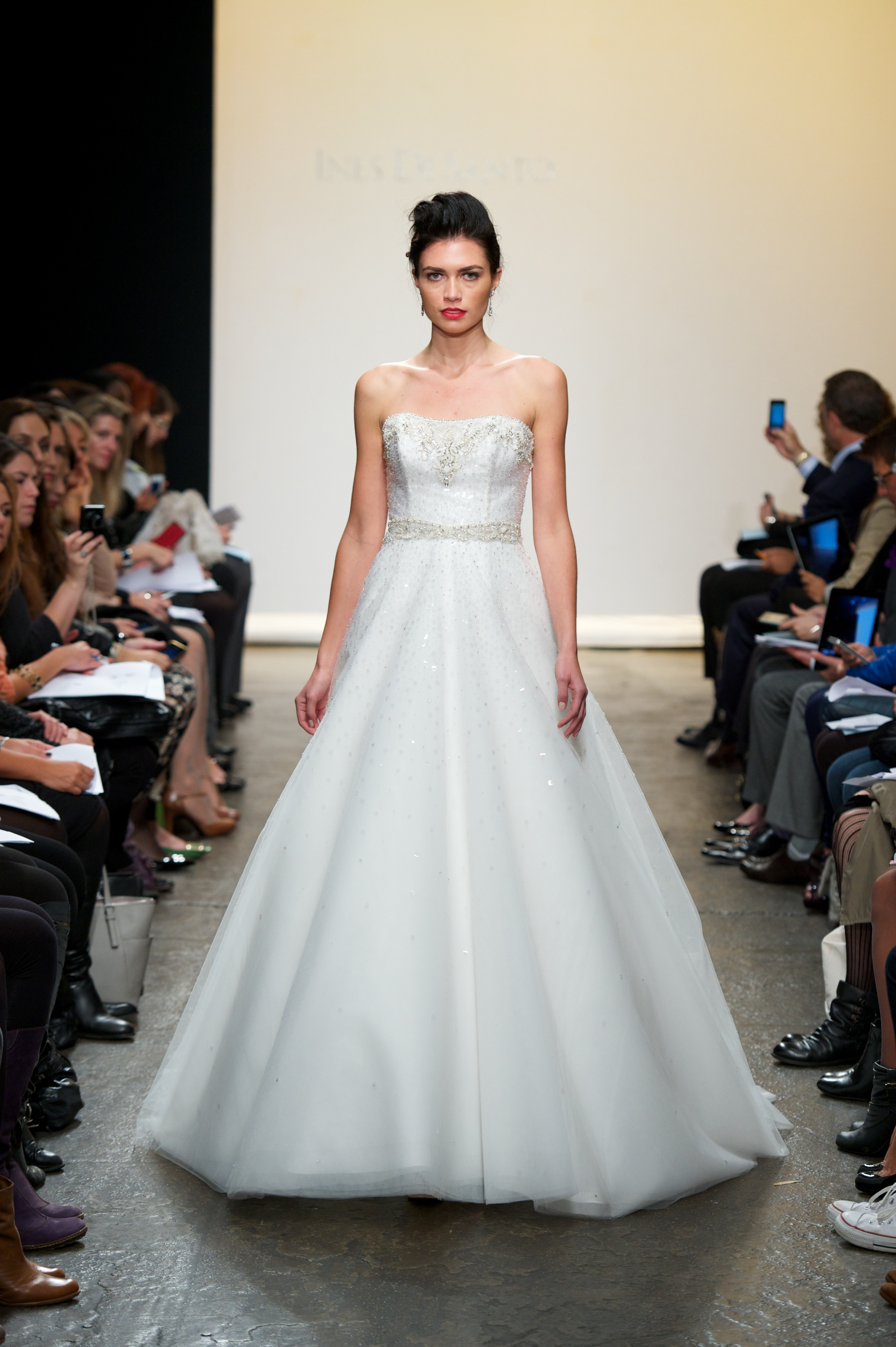2013 wedding dress by ines di santo reale for Ines di santo wedding dress