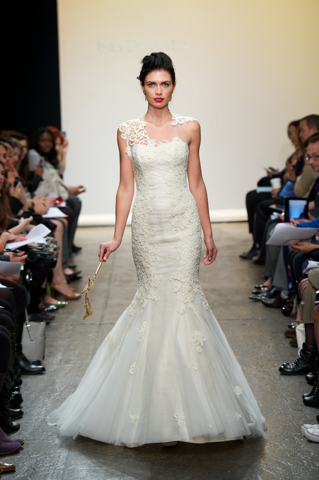 2013 Wedding Dress by Ines di Santo Marghera