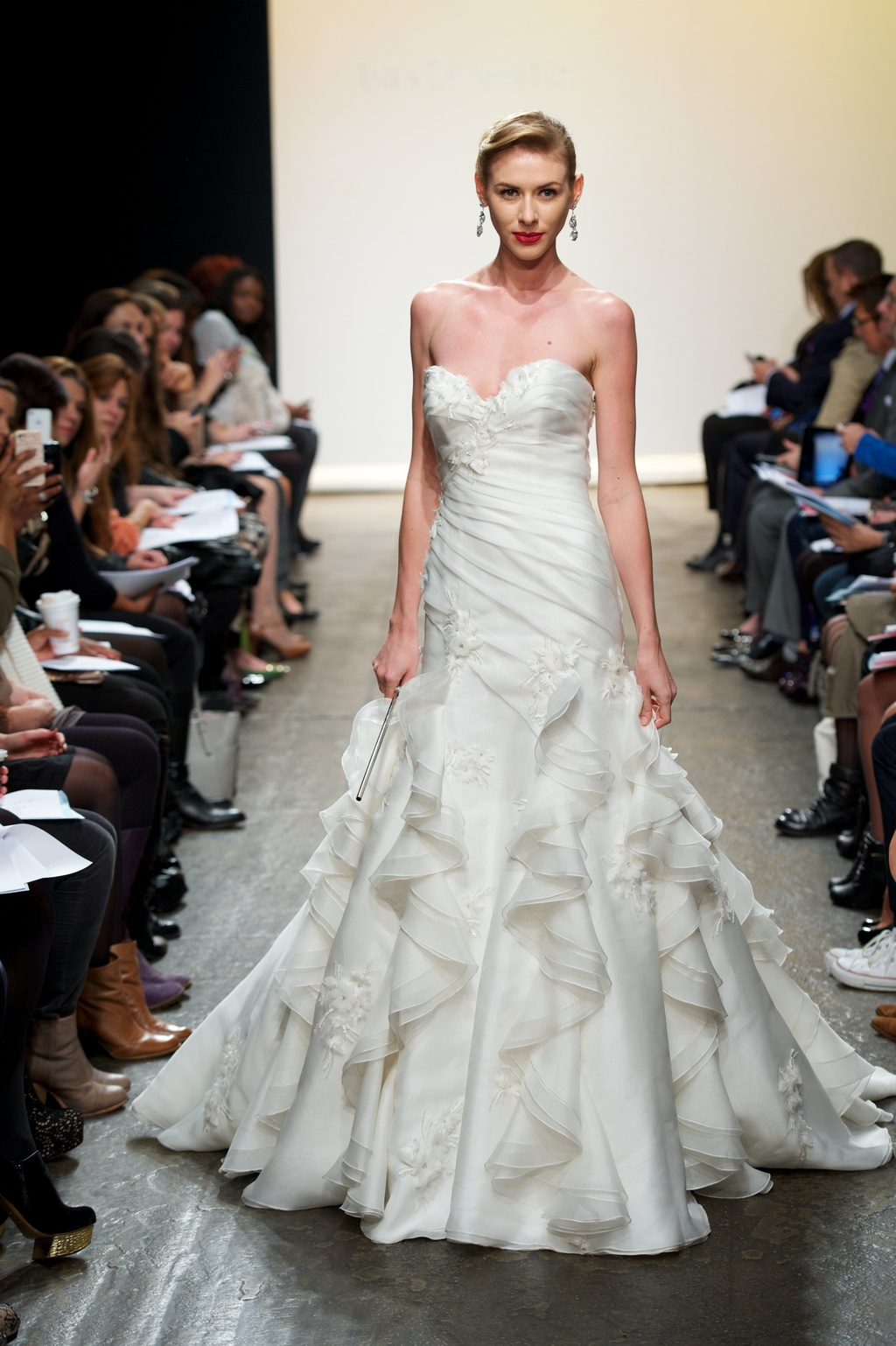 2013 Wedding Dress by Ines di Santo Murano