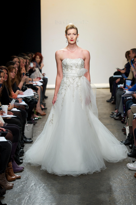 2013 wedding dress by ines di santo filippa for Ines di santo wedding dress