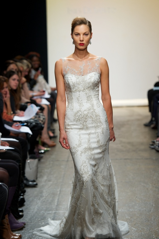 2013 Wedding Dress by Ines di Santo Adda