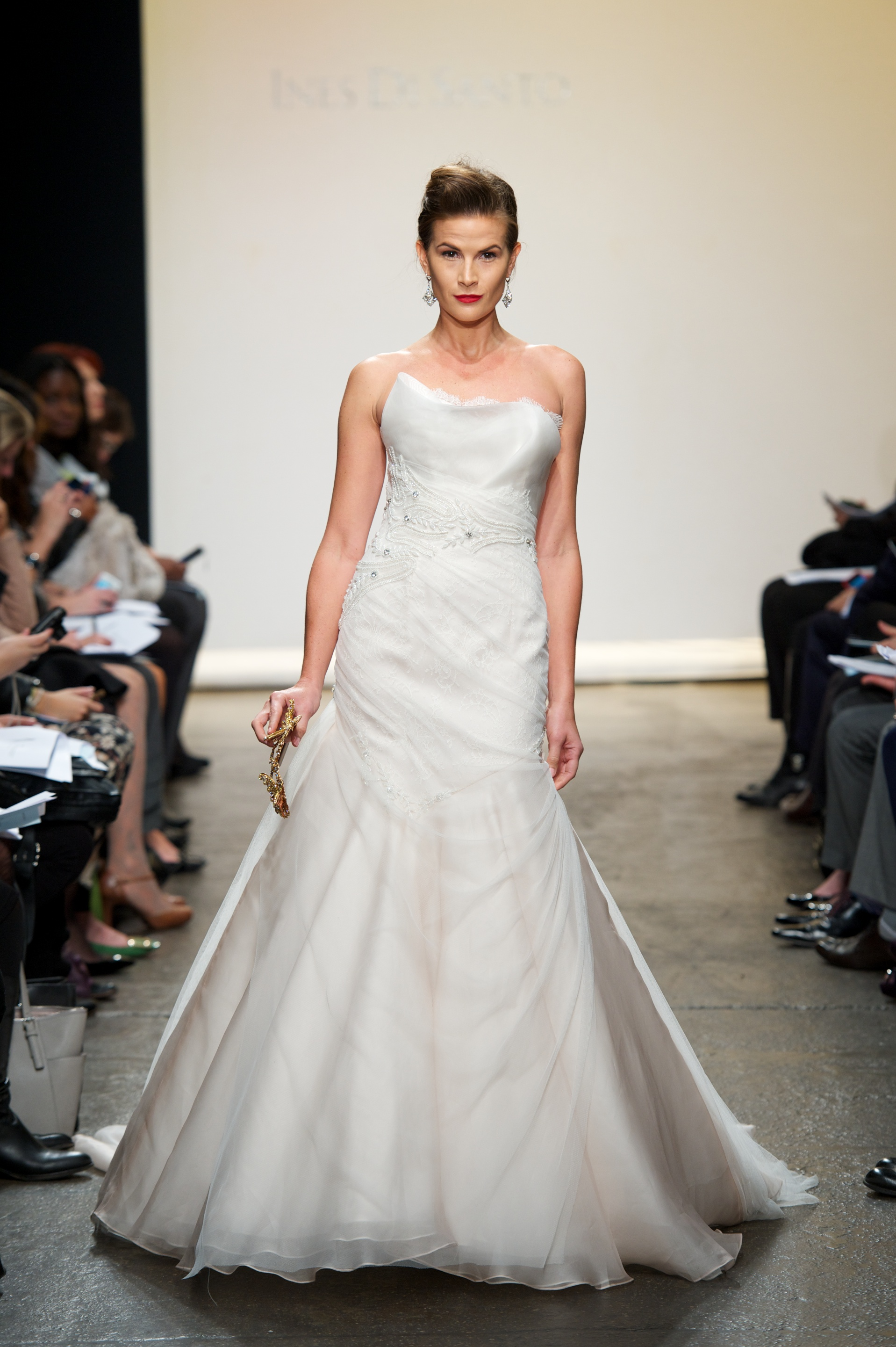 2013 wedding dress by ines di santo florian for Ines di santo wedding dress