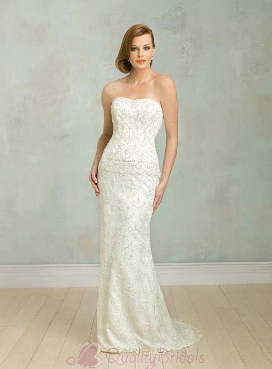 ivory-scoop-beaded-column-sheath-silhouette-vintage-wedding-dresses-w1286