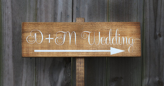 wedding sign 6