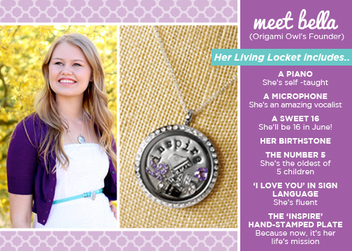 photo of Origami owl