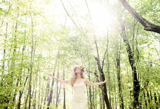 Fall 2013 Wedding Dress by Tara LaTour 2 Tallys