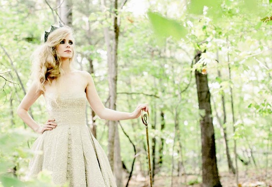 Fall 2013 Wedding Dress by Tara LaTour 9 Hadley