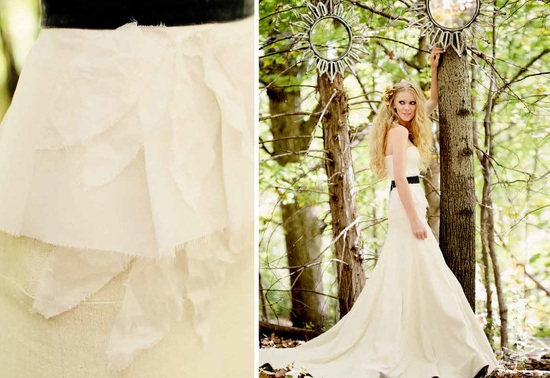 Fall 2013 Wedding Dress by Tara LaTour 10 Holland