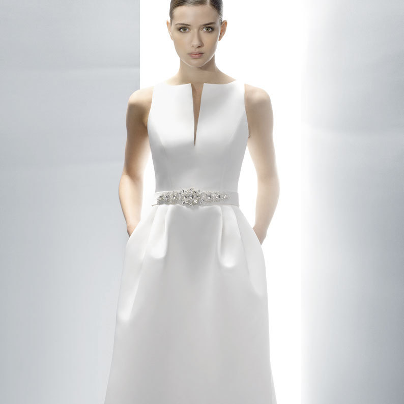 Jesus Peiro Wedding Dress 3012