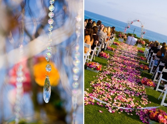 Laguna Beach Wedding Venue Outdoor Ceremony at Montage 2