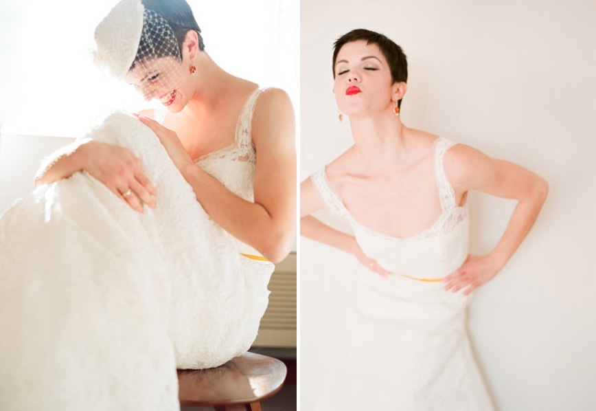 Bright-red-lips-short-pixie-cut-on-blushing-bride.full