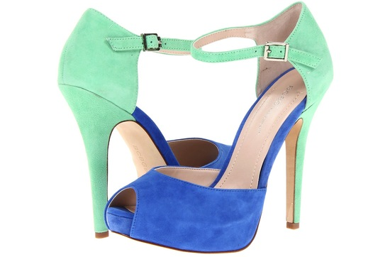 Blue Wedding Shoes for Under 200 seafoam navy suede
