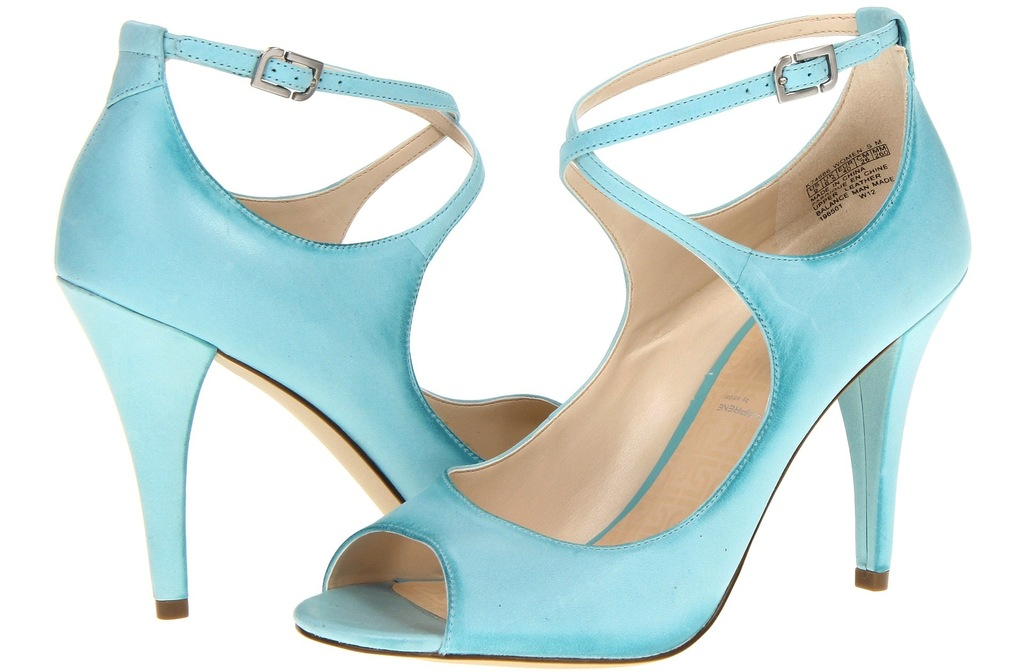 20 Something Blue Wedding Shoes for Under $200\' Ideabook by onewed ...