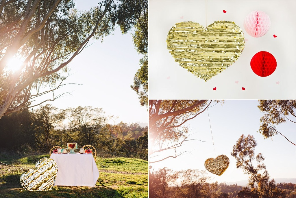 Valentines-day-wedding-diy-gold-pinata.full