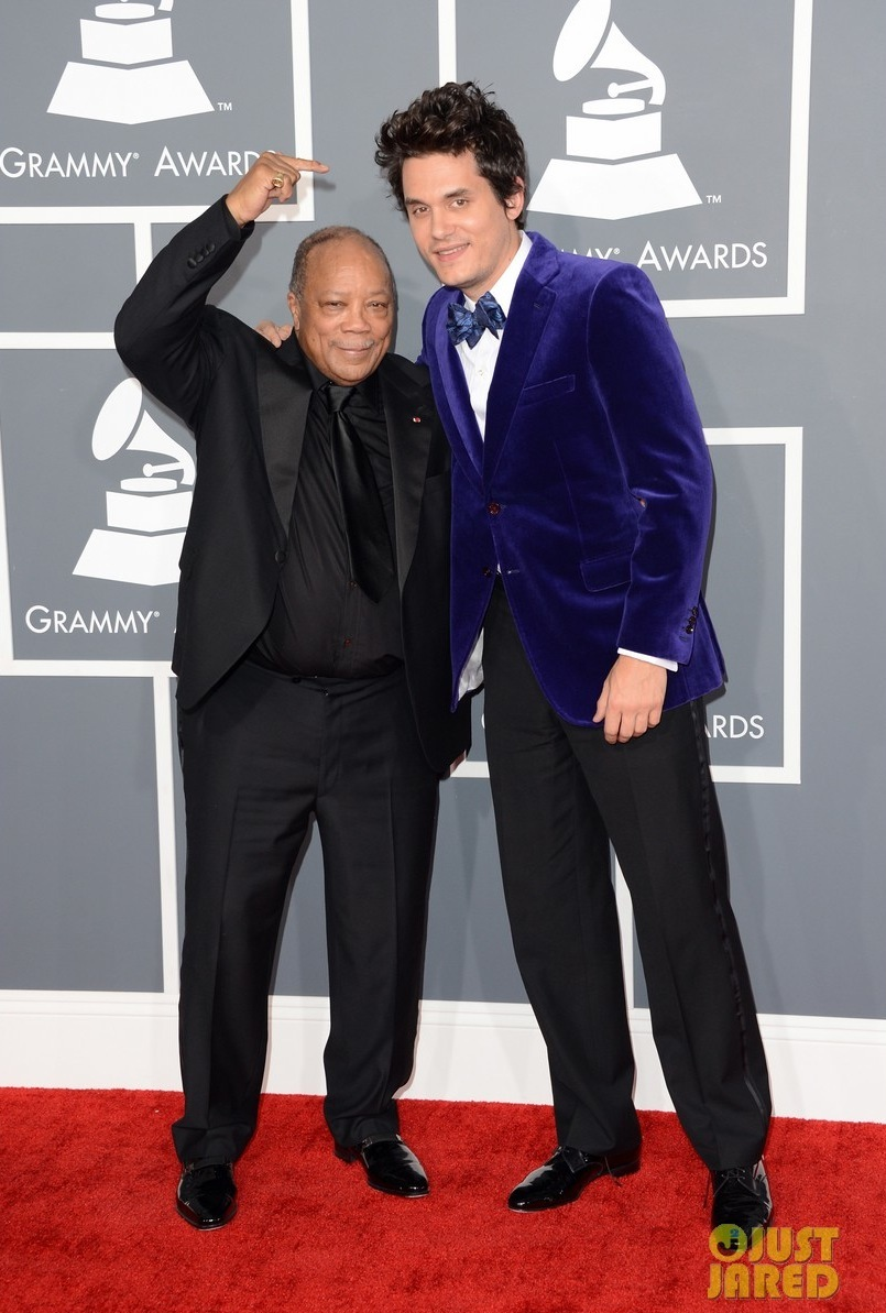 2013 Grammy Awards Bad Guys Attire for Grooms to Avoid