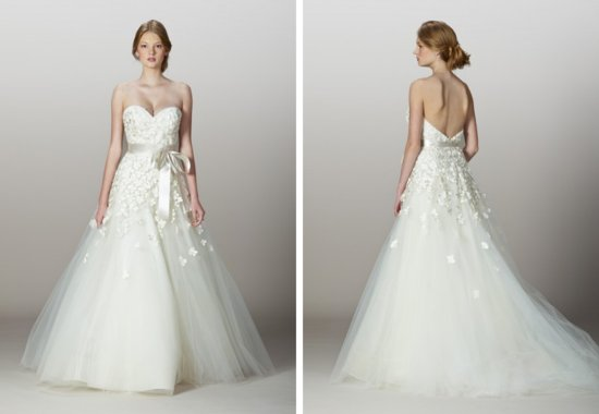 Liancarlo Fall 2013 Wedding Dress Bridal Gown 5836