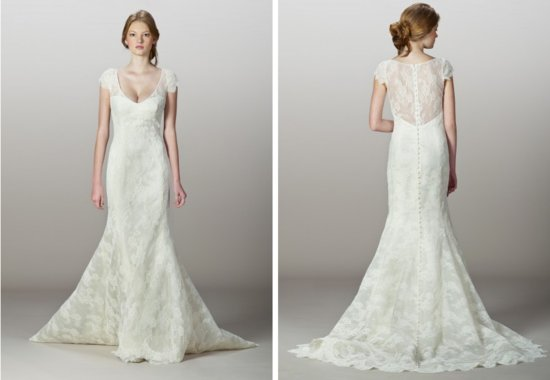Liancarlo Fall 2013 Wedding Dress Bridal Gown 5832