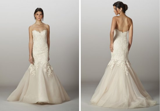 Liancarlo Fall 2013 Wedding Dress Bridal Gown 5833