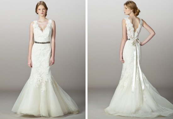 Liancarlo Fall 2013 Wedding Dress Bridal Gown 5834