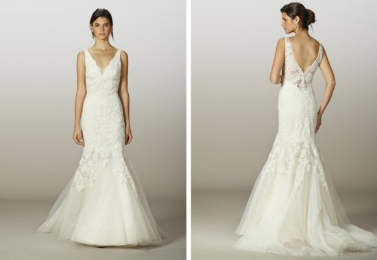 photo of 16 Beautiful New Wedding Dresses from Liancarlo, Fall 2013
