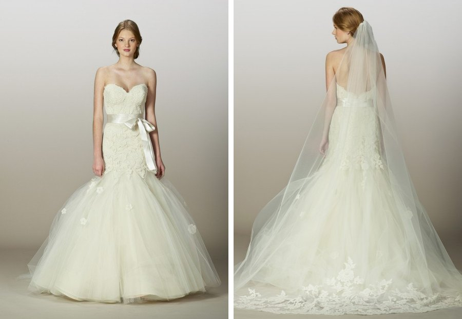 Liancarlo Fall 2013 Wedding Dress Bridal Gown 5844