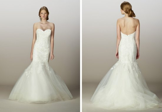 Liancarlo Fall 2013 Wedding Dress Bridal Gown 5846