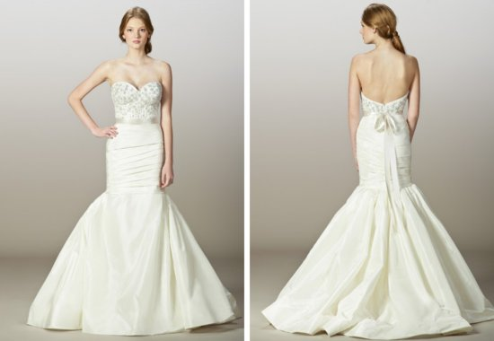 Liancarlo Fall 2013 Wedding Dress Bridal Gown 5848