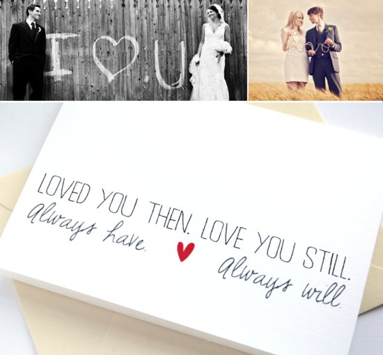 Wedding Ideas Why I Love You