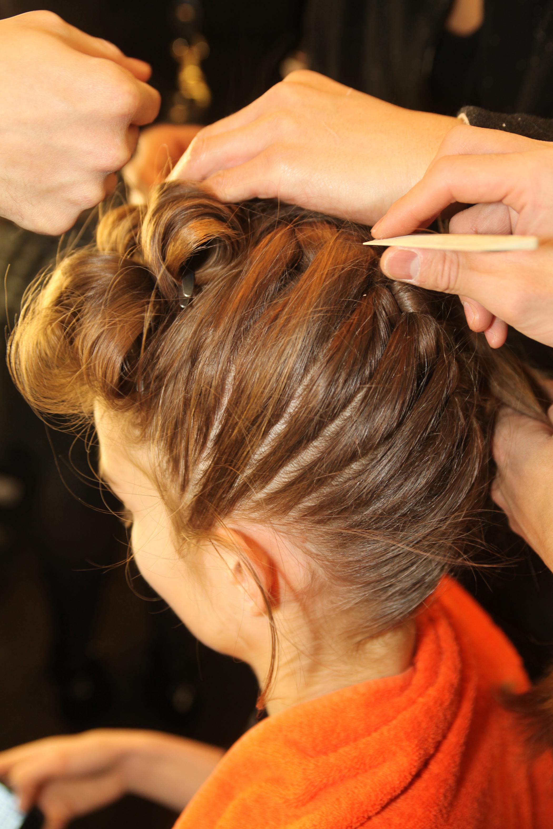 braided half updo wedding hairstyles