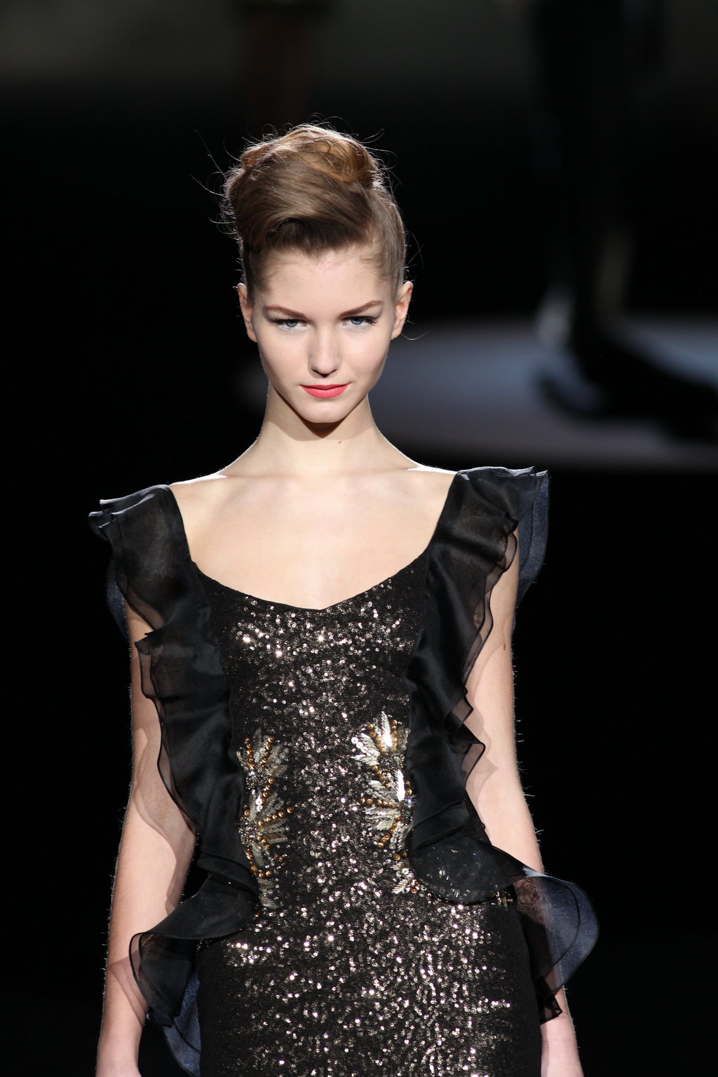 M Badgley Mischka FW13 39