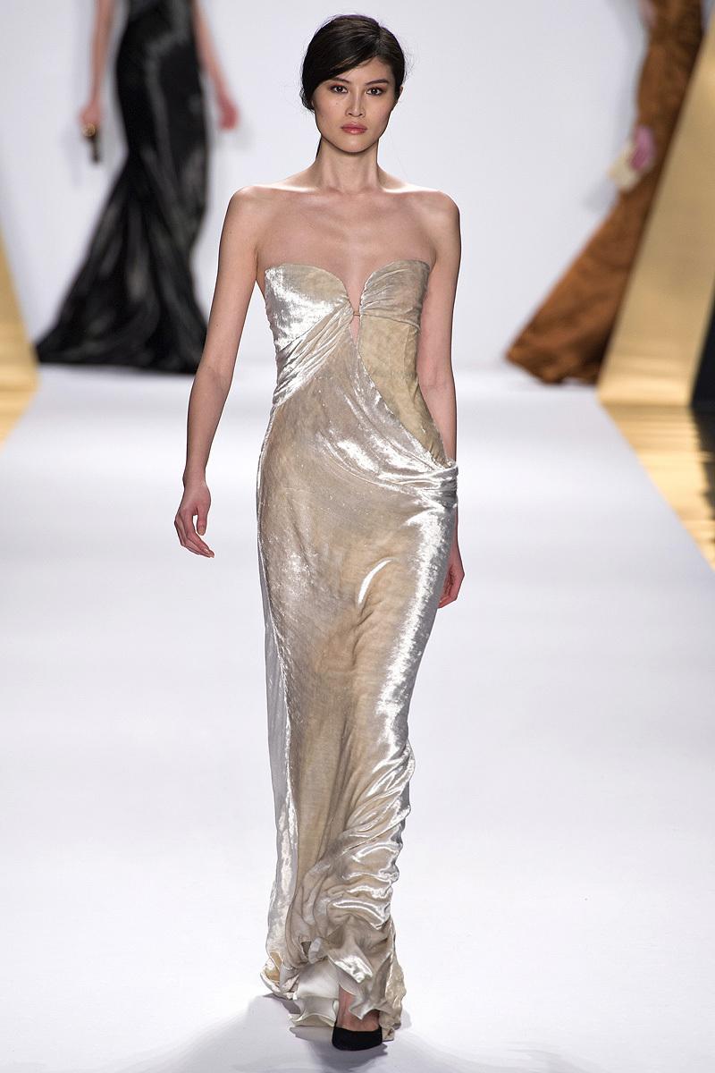 crushed velvet wedding dress inspiration j mendel 2 j mendel wedding dress