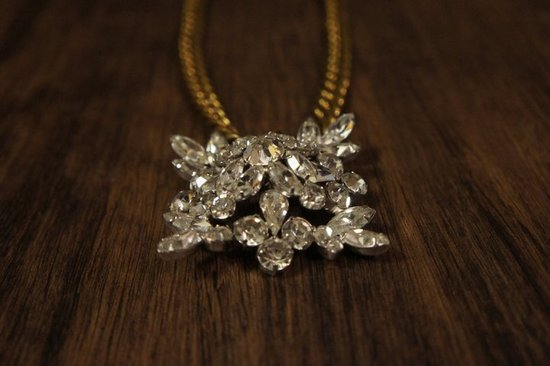 Statement Wedding Jewelry by House of Noyes vintage necklace