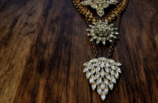 photo of Statement Wedding Jewelry by House of Noyes 3