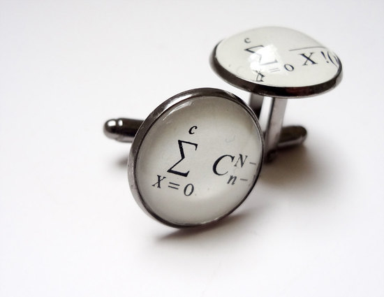 Geeky Grooms Unique Wedding Cuff Links