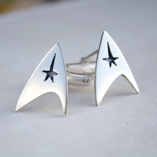 Star Trek Cuff Links