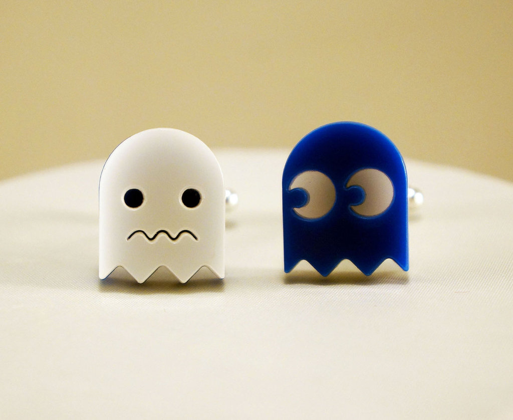 Pacman-ghost-wedding-cufflinks.full