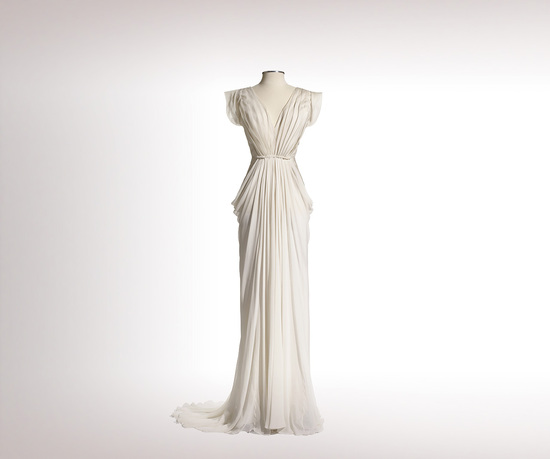 J Mendel Wedding Dress 2013 Bridal Anastasia