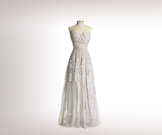 J Mendel Wedding Dress 2013 Bridal Vinca