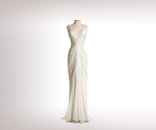 J Mendel Wedding Dress 2013 Bridal Josephine