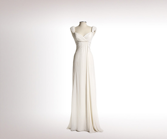 J Mendel Wedding Dress 2013 Bridal Lara